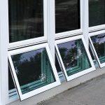 tamplarie geam PVC si lemn